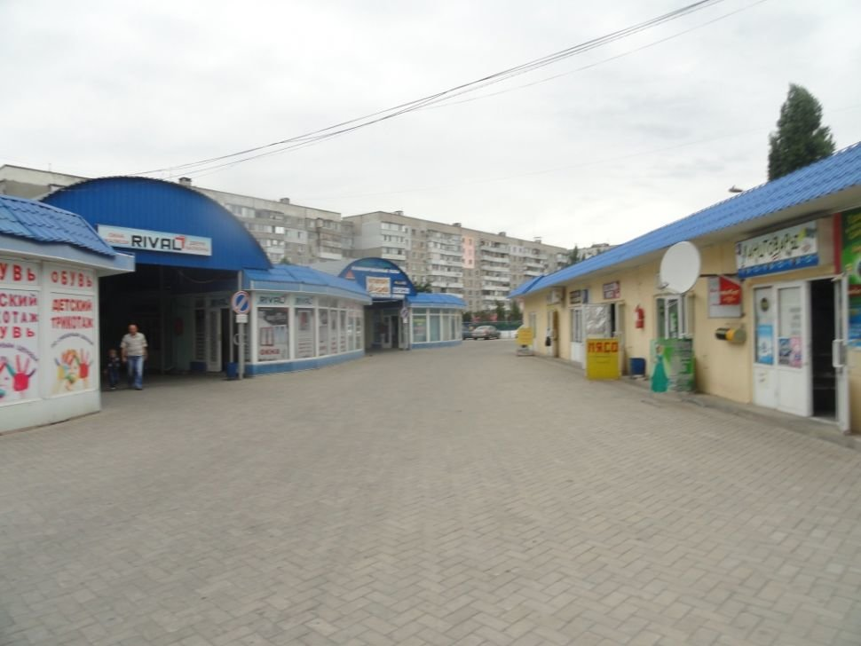 Sale of free destination premises - stalls